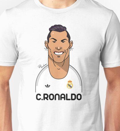 The smile of CR7 Unisex T-Shirt