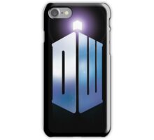Doctor Who iPhone Case/Skin