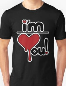 i'm over you! T-Shirt