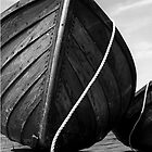 Lonely Boats phone by Vana Shipton