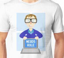 Nerds Rules Unisex T-Shirt