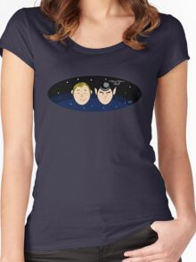 Star Kirk Women's Fitted Scoop T-Shirt