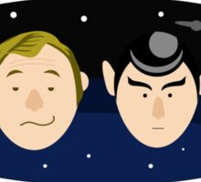 Star Kirk Sticker