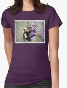 Bumble Bee Beauty Womens Fitted T-Shirt