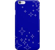 Blue Sky, Clear Stars iPhone Case/Skin