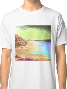 Beach Impression  Classic T-Shirt
