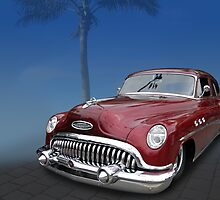 Buick-benz by WildBillPho