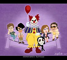 Stephen King's The IT Crowd by andyjhunter