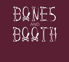 Bones and Booth Unisex T-Shirt