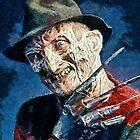 Freddy Kruegar by Joe Misrasi