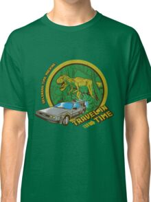 Travel in Time Classic T-Shirt