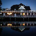 Vancouver Yacht Club by Sheri Bawtinheimer