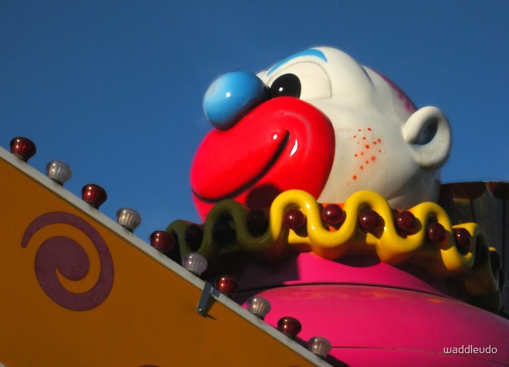 Carnival Ride by waddleudo