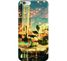 City Carousel iPhone Case/Skin