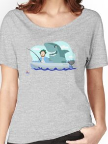 Jaws of Hooper Women's Relaxed Fit T-Shirt