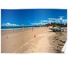 Kelly Beach - Queensland - Australia Poster