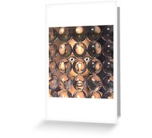 MORE THAN 9 PERSONALITIES Greeting Card
