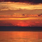 Wisconsin Sunset by Allison Imagining