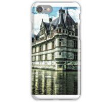 Château d'Azay-le-Rideau iPhone Case/Skin