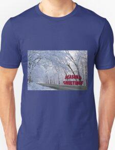 Season's Greetings - Archer Road Unisex T-Shirt