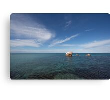Meelup Bay Canvas Print