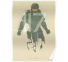 Awaken (Beige) Poster