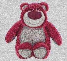 Lotso Huggin bear  by Danonymous84