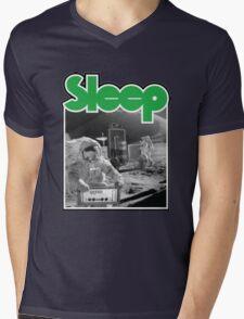 Sleep Mens V-Neck T-Shirt