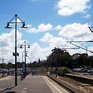 Claremont Station 02 11 12 by Robert Phillips