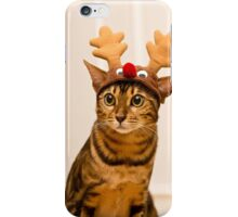 Christmas Cat iPhone Case/Skin