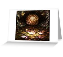 The Jewel Cave Greeting Card