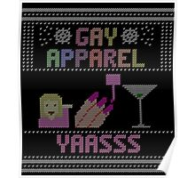 Don we now our gay apparel Poster