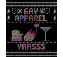 Don we now our gay apparel Photographic Print