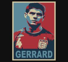 Gerrard obama style by JcDesign