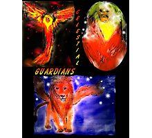 Celestial Guardians Photographic Print