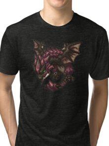 Monster Hunter - Rathalos Sprite Tri-blend T-Shirt