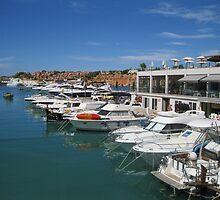 Port Adriano, Mallorca, Spain by stevenw888