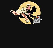 Doctor Tin Tin Who? Unisex T-Shirt