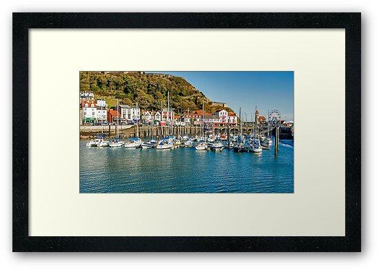 The Marina by Trevor Kersley