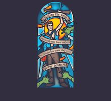 Stained Ash Window (TeeFury Edition) Unisex T-Shirt