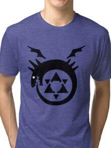 FullMetal Alchemist Uroboro [black] Tri-blend T-Shirt