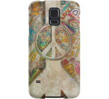 peace iphone case Samsung Galaxy Case/Skin