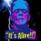 It' Alive!!!! by CharlieBrush