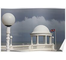 Bexhill Seafront Poster