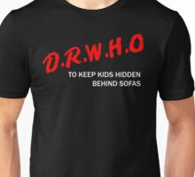 D.R.W.H.O Unisex T-Shirt