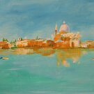 Views of Venice by Linda Ridpath