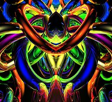 Rings of Illumination #2 by perkinsdesigns