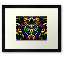 Rings of Illumination #2 Framed Print