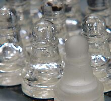 Chess Following 2 by Colin Bentham