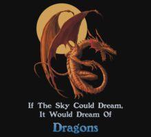 Dragon Dream by Danny Willis